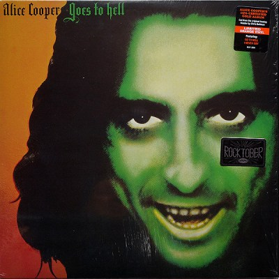 Cooper, Alice ‎- Alice Cooper Goes To Hell