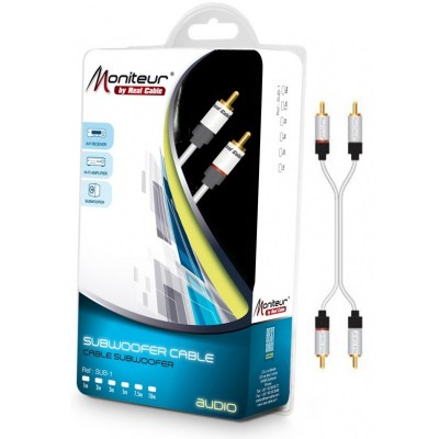 Real Cable 2RCA-1 1.0m