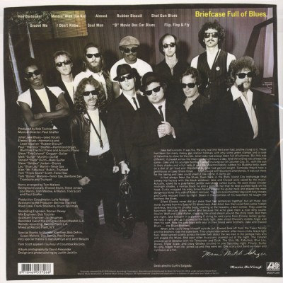 Blues Brothers ‎- Briefcase Full Of Blues