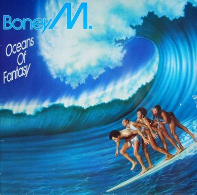 Boney M. ‎- Oceans Of Fantasy