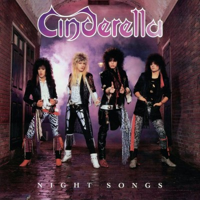 Cinderella ‎- Night Songs