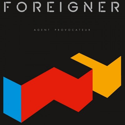Foreigner ‎- Agent Provocateur