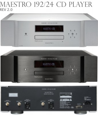 Audio Analogue Maestro Settanta rev2.0