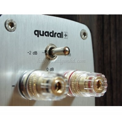 Quadral Aurum Montan 9 Walnut Oiled