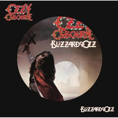 Ozzy Blizzard Of Ozz picture disc1