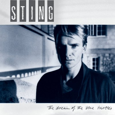 Sting ‎- The Dream Of The Blue Turtles