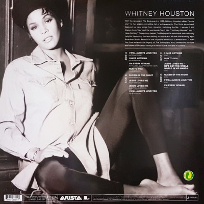 Houston, Whitney - I Wish You Love: More From The Bodyguard