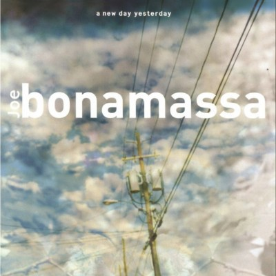 Bonamassa, Joe - A New Day Yesterday