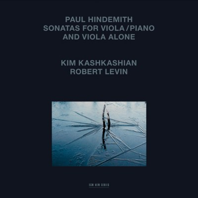 Paul Hindemith: Sonatas for Viola/Piano and Viola alone
