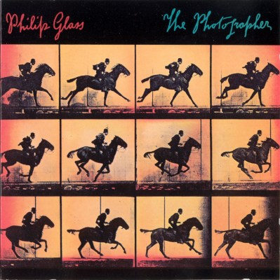 Glass, Philip  ‎– The Photographer